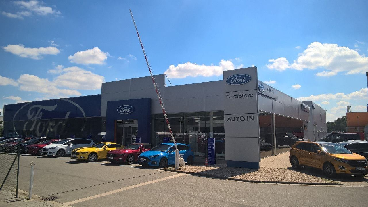AUTO IN - FordStore Pardubice