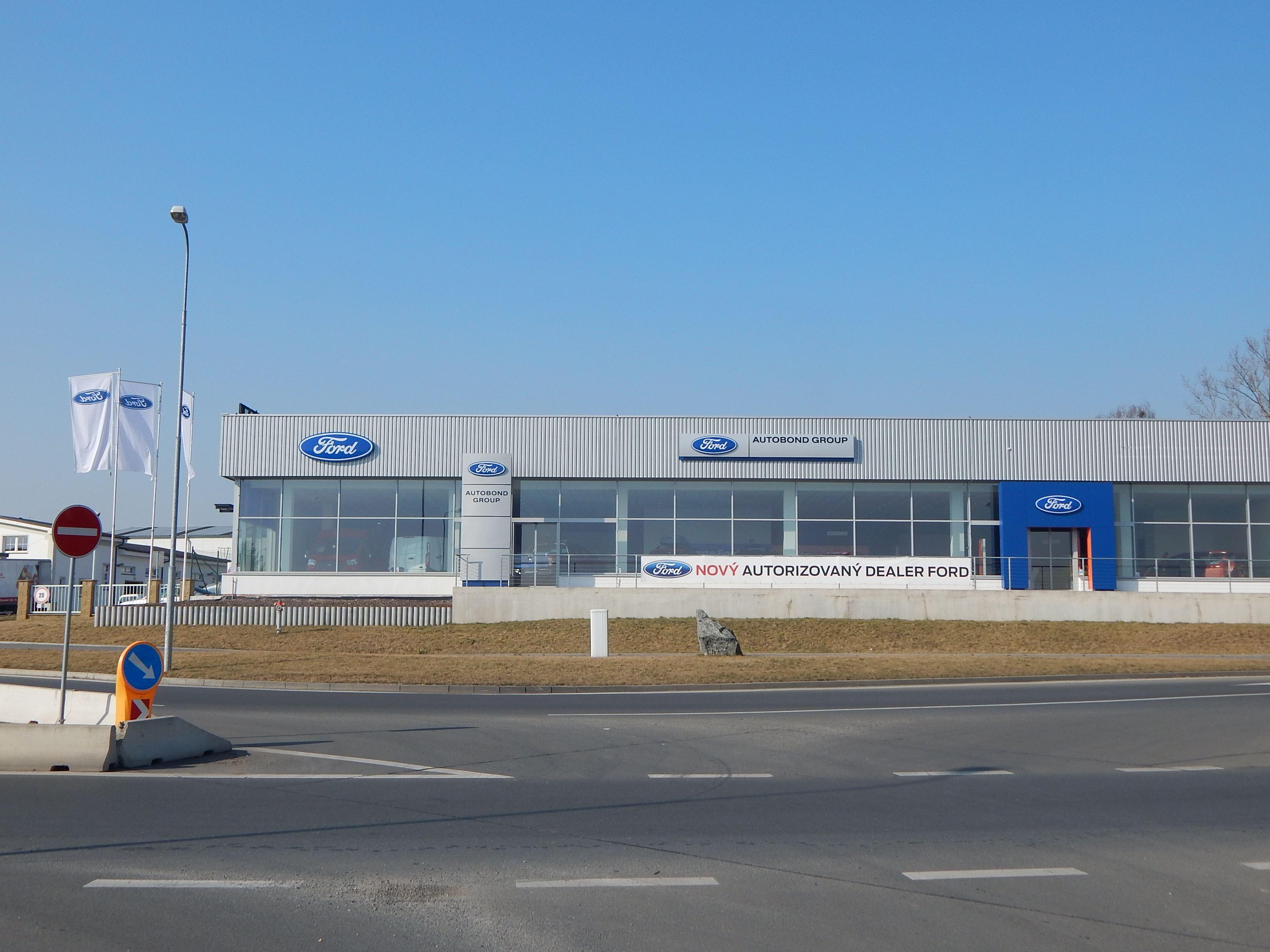 AUTOBOND GROUP - Plzeň-Slovany