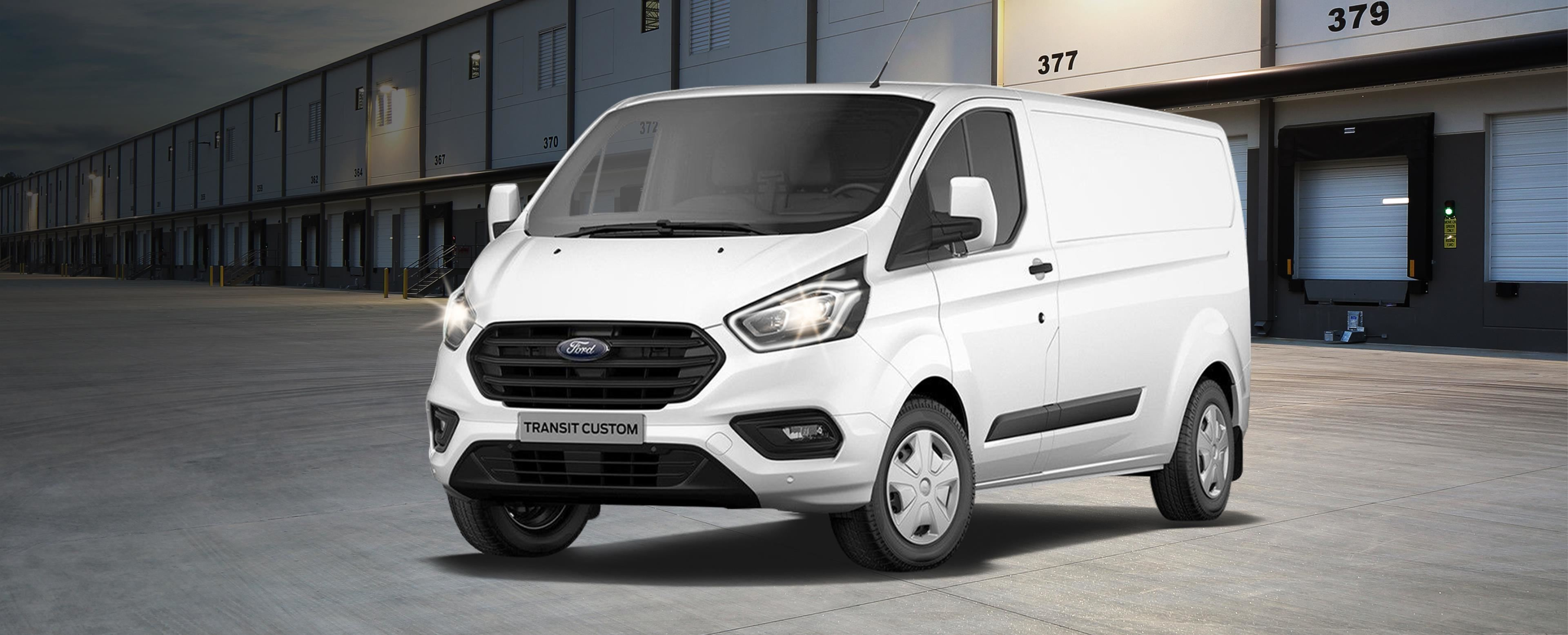 FORD TRANSIT | CUSTOM VAN