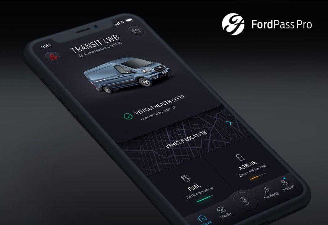 FordPass a FordPass Pro