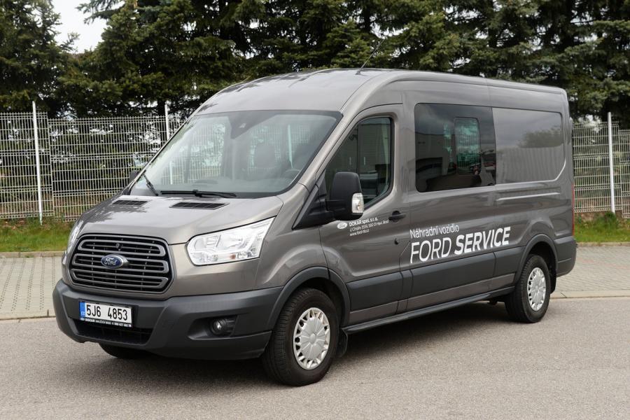 Transit Kombi Van