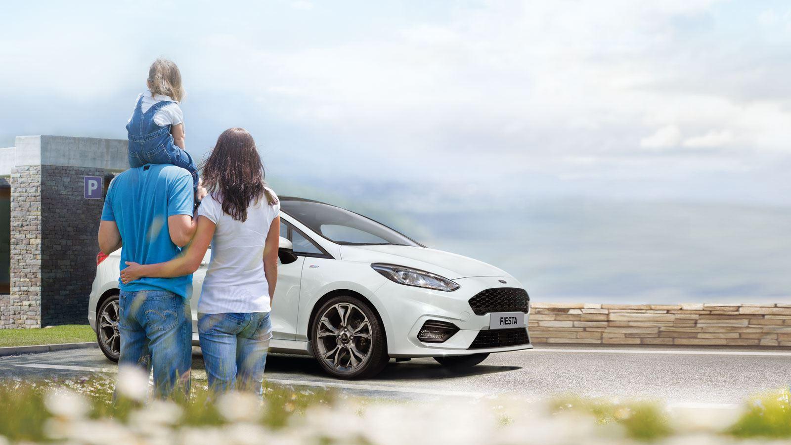 Úvěry Ford Credit