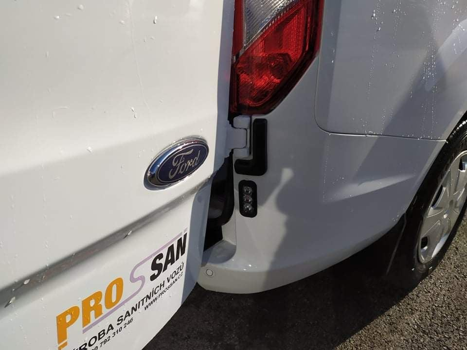 Přestavby vozidel