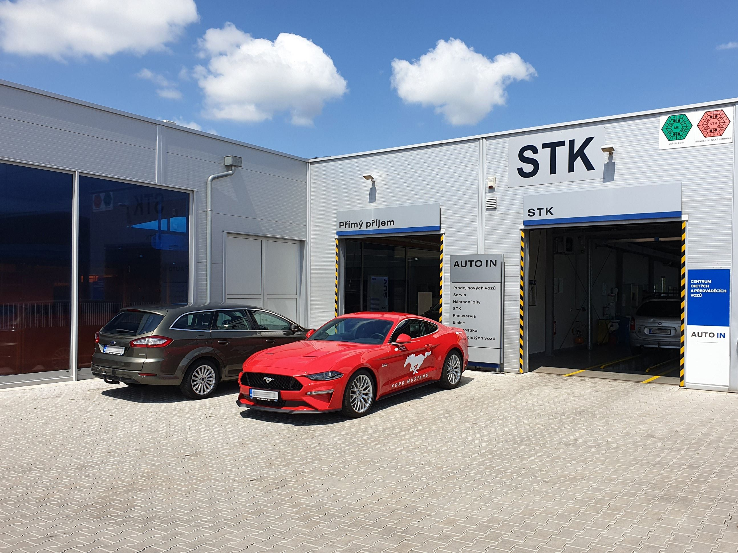 STK Ústí nad Labem AUTO IN