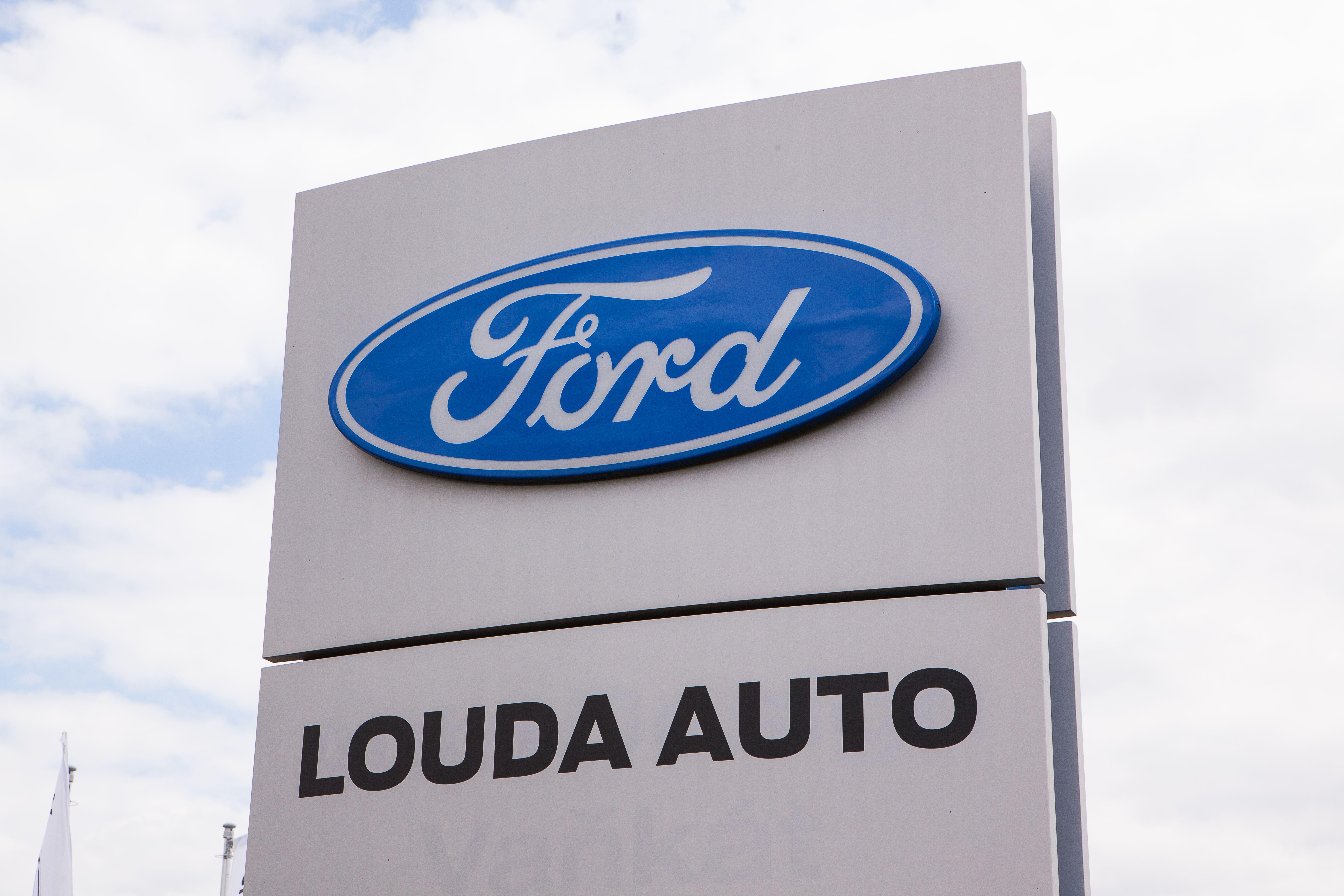 Louda Auto a.s. - autorizovaný prodejce a opravce vozů Ford v Kolíně