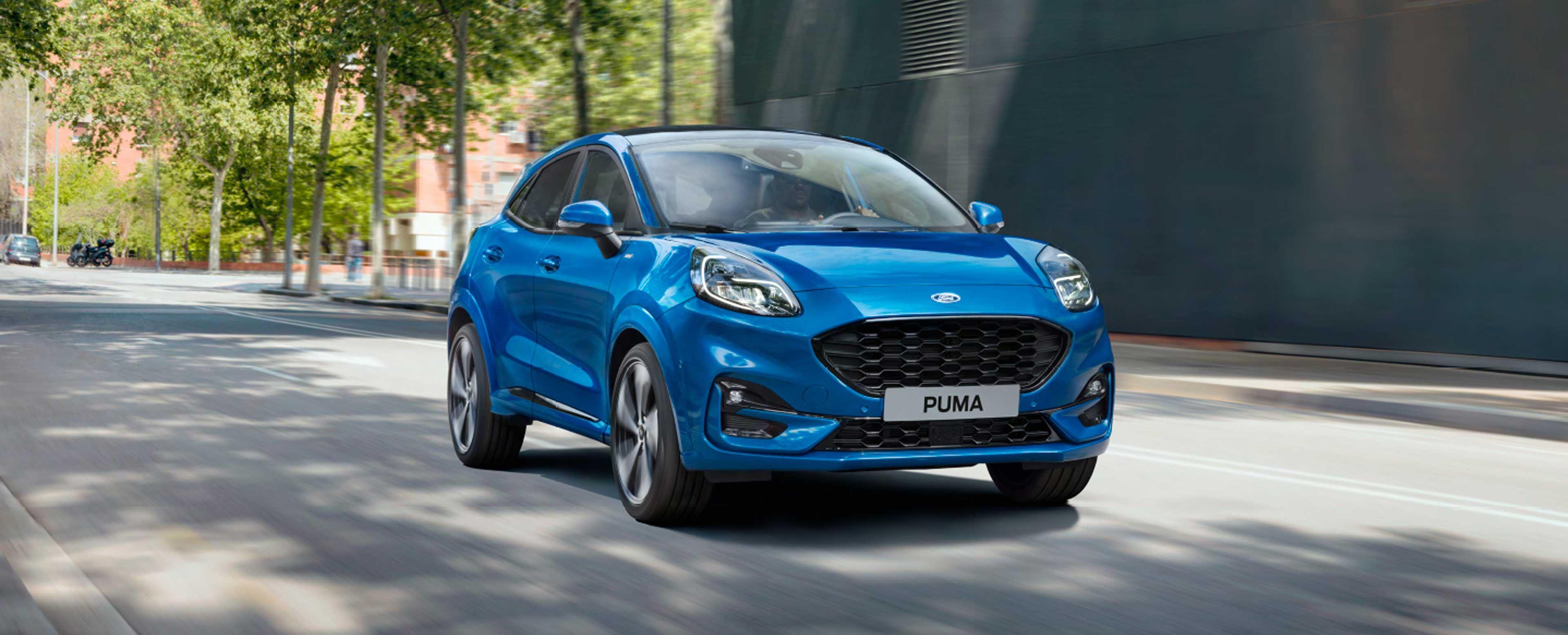 | Vyhrajte nový Ford Puma na víkend
