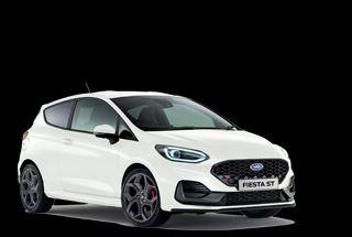 Nová Fiesta ST