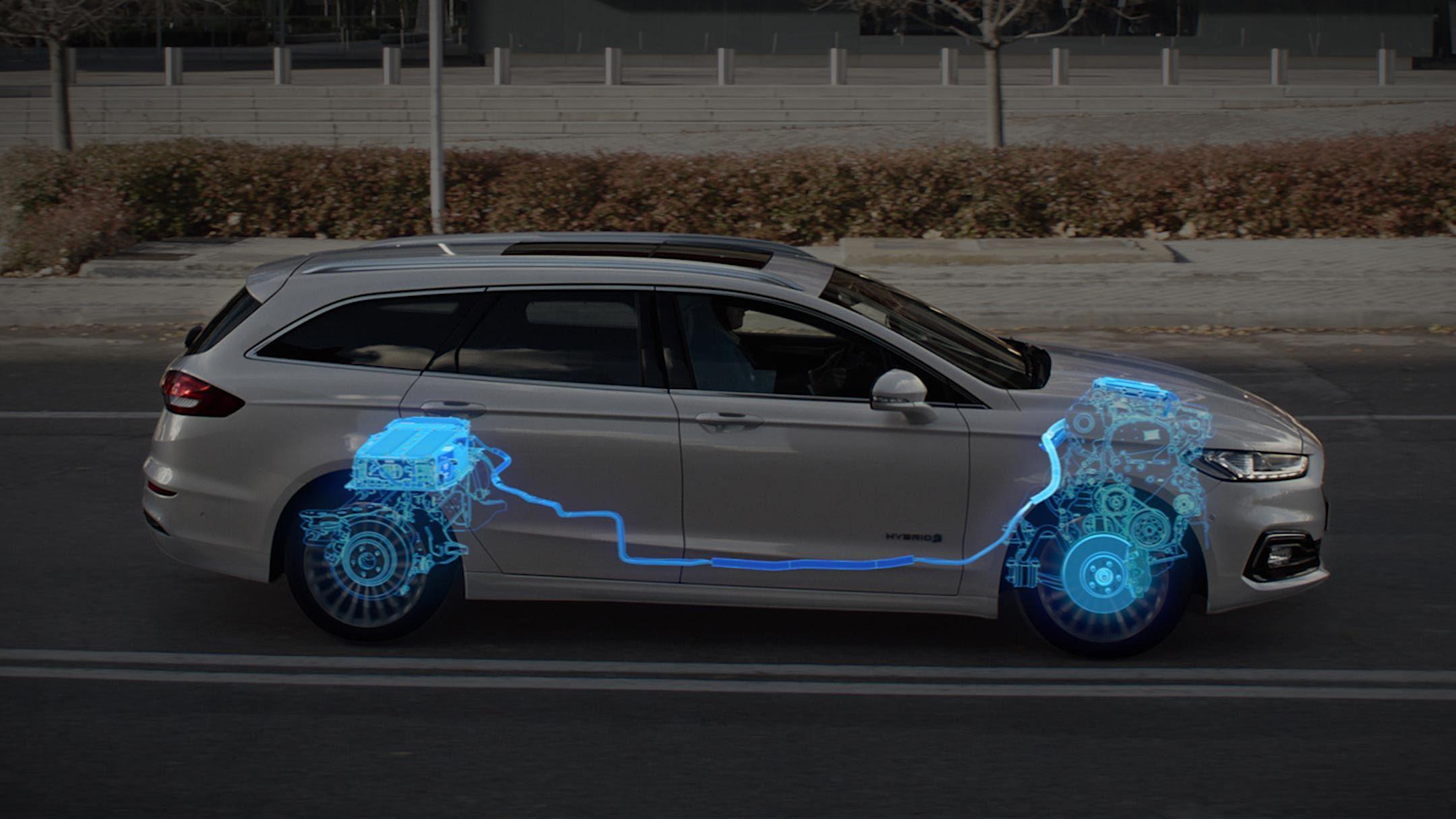 Hybridní technologie