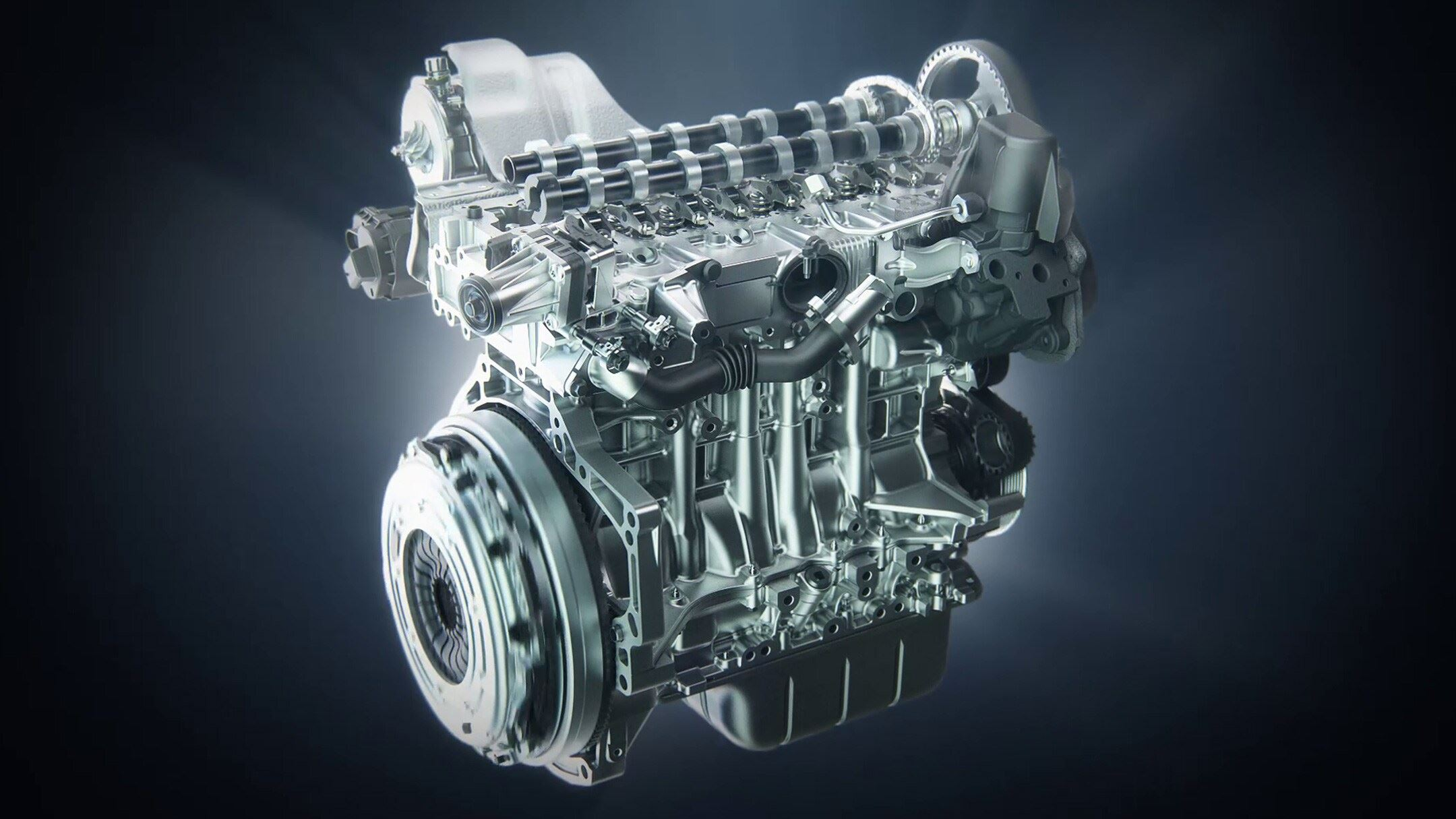 Výkonný zážehový motor 2.3 EcoBoost