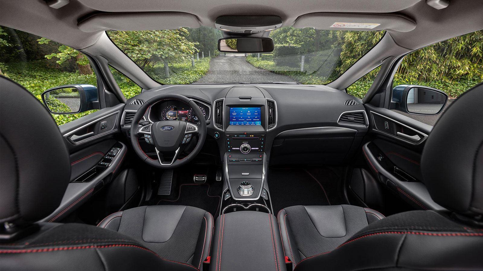 Nový Ford Galaxy a zdokonalený S-MAX jsou ještě stylovější, komfortnější a moderněji vybavené | Nový Ford Galaxy a zdokonalený S-MAX jsou ještě stylovější, komfortnější a moderněji vybavené