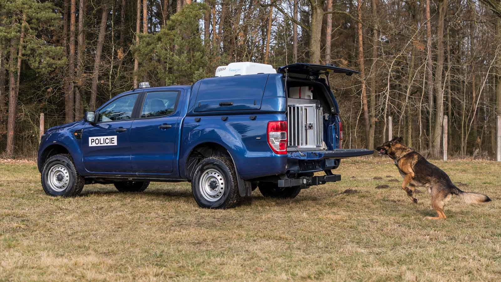 Ford je spolehlivým partnerem Policie a Ministerstva vnitra České republiky