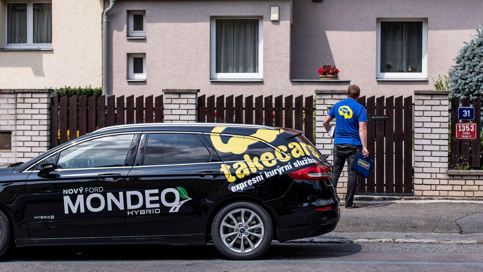 Ford Mondeo Hybrid v praxi | Ford Mondeo Hybrid v praxi