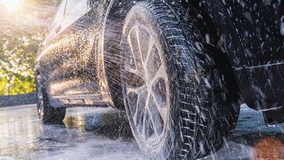 Ruční mytí vozů GARAGE