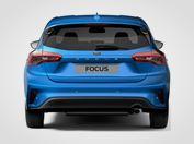 Ford Focus Titanium,  5dveřová, 1.0EcoBoost (mHEV) 92kW/125k, 6st.manuální