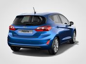 Ford Fiesta Titanium,  5dveřová, 1,0EcoBoost 70kW/95k, 6st.manuální