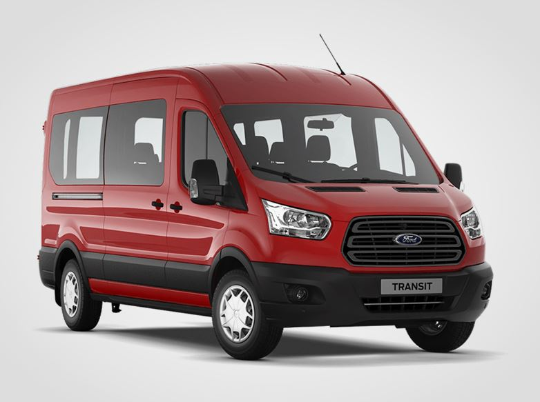 Ford Transit Trend 350 L3,  Kombi, 2.0EcoBlue 96kW/130k, 6st.manuální