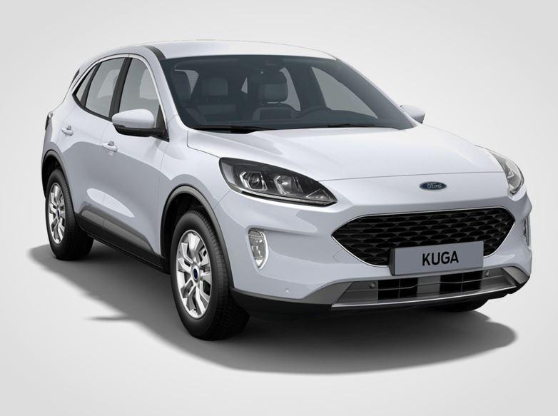Ford Nová Kuga Trend,  5dveřová, 1.5EcoBoost 88kW/120k, 6st.manuální