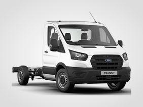 Nový Ford Transit Jednokabina Base 350 L2, 2.0přední pohon 96kW/130k, 6st.manuální