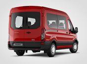 Ford Transit Trend 350 L2,  Kombi, 2.0EcoBlue 96kW/130k, 6st.manuální