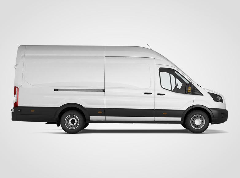 Ford Transit Trend 350 L4,  Van, 2.0EcoBlue 96kW/130k, 6st.manuální