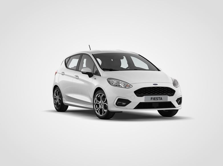 Ford Fiesta ST-Line,  5dveřová, 1,0EcoBoost (mHEV) 92kW/125k, 6st.manuální
