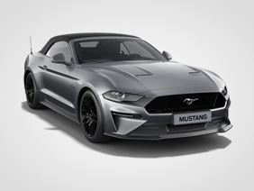 Ford Mustang V8 GT, Convertible, 5.0 GT 330 kW/449 k, 6st. manuální