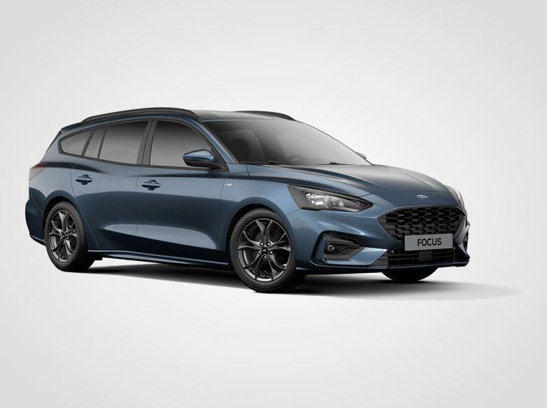 Ford Focus ST-Line,  Kombi, 1.5EcoBoost 110kW/150k, 6st.manuální
