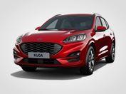 Ford Nová Kuga ST-Line X,  5dveřová, 2.0EcoBlue 140kW/190k, 8st.automatická, AWD