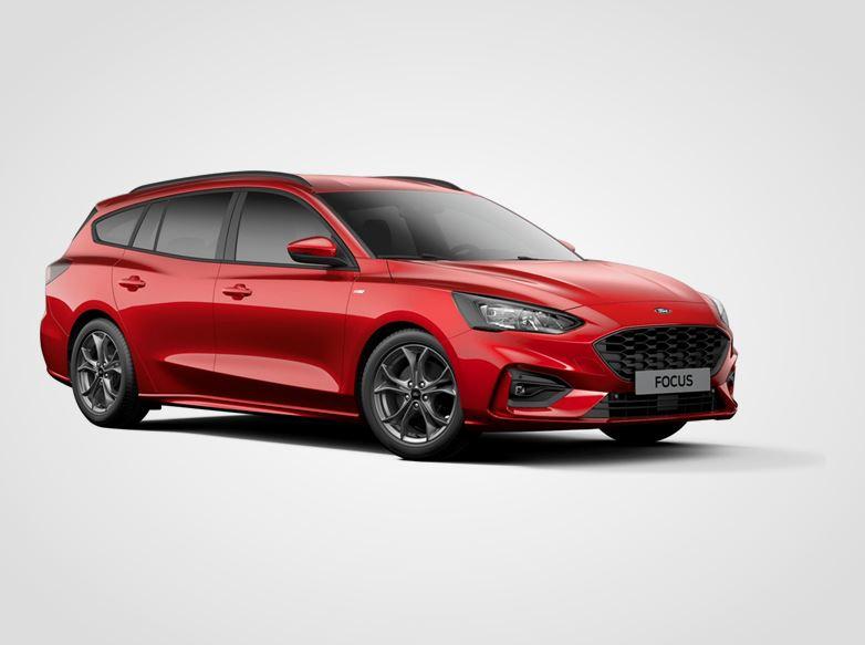 Ford Focus ST-Line,  Kombi, 1.5EcoBoost 110kW/150k, 8st.automatická