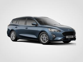 Ford Focus Titanium, Kombi, 1.5EcoBoost 110kW/150k, 8st.automatická