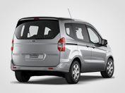 Ford Tourneo Courier Trend,  1.0EcoBoost 74kW/100k, 6st.manuální