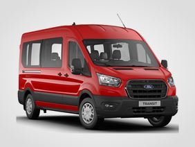 Nový Ford Transit Trend 350 L3, Kombi, 2.0přední pohon (mHEV) 125kW/170k, 6st.manuální