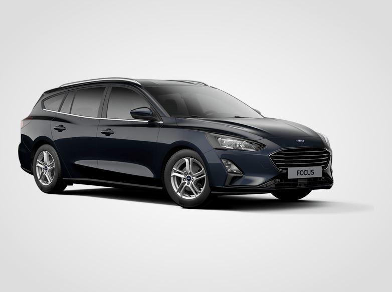 Ford Focus Trend Edition,  Kombi, 1.0EcoBoost 92kW/125k, 6st.manuální