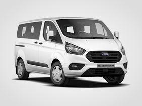 Ford Transit Custom Kombi Trend 320 mHEV L1, 2.0EcoBlue (mHEV) 96kW/130k, 6st.manuální
