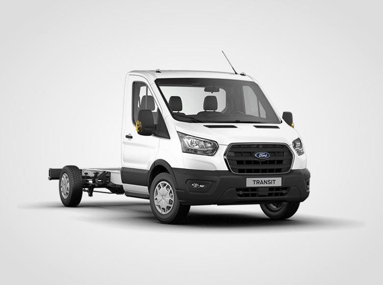 Ford Transit Jednokabina Trend 350 L3,  2.0zadní pohon 125kW/170k, 6st.manuální