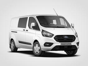 Ford Transit Custom Kombi Van Trend 320 mHEV L2, 2.0EcoBlue (mHEV) 77kW/105k, 6st.manuální