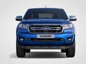 Ford Ranger Double Cab Limited,  Dvojkabina, 2.0EcoBlue 125kW/170k, 10st.automatická, 4WD