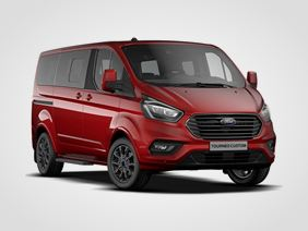 Ford Tourneo Custom Titanium X mHEV L2, 2.0EcoBlue (mHEV) 136kW/185k, 6st.manuální
