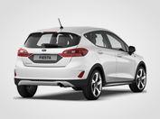 Ford Fiesta Active,  5dveřová, 1.0EcoBoost 92kW/125k, 7st.automatickáDCT