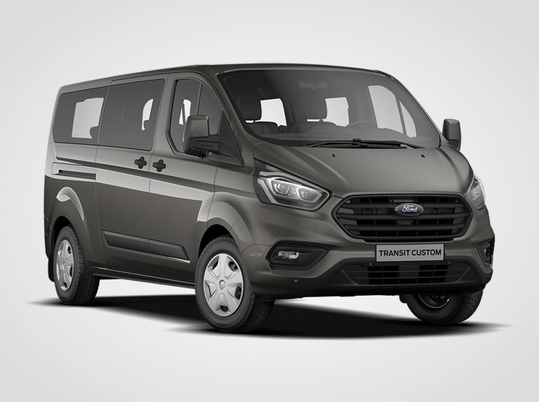 Ford Transit Custom Kombi Trend 320 mHEV L2,  2.0EcoBlue 96kW/130k, 6st.manuální