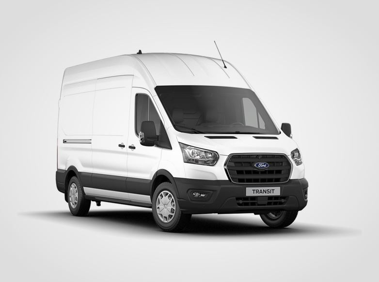 Nový Ford Transit Trend 350 L3,  Van, EcoBlue 125kW/170k, 6st.manuální
