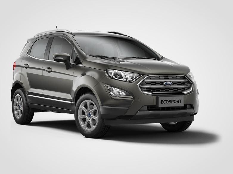 Ford EcoSport  Titanium,  5dveřová, 1.0EcoBoost 92kW/125k, 6st.manuální