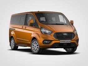 Ford Tourneo Custom Titanium 320 mHEV L1, 2.0EcoBlue (mHEV) 96kW/130k, 6st.manuální