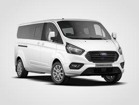 Ford Tourneo Custom Titanium 320 mHEV L2, 2,0EcoBlue (mHEV) 96kW/130k, 6st.manuální