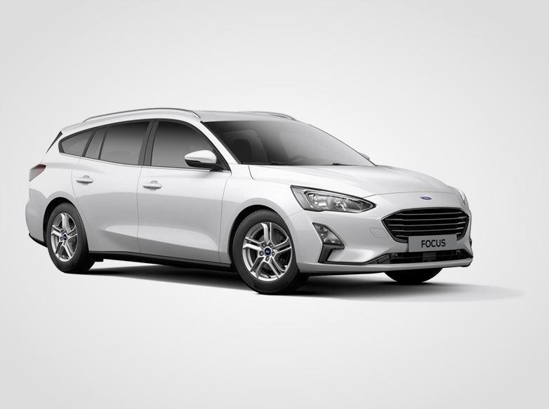 Ford Focus Trend Edition Plus,  Kombi, 1.0EcoBoost 92kW/125k, 6st.manuální