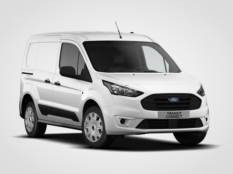 Ford Transit Connect Van Trend L1,  1.5EcoBlue 74kW/100k, 6st.manuální