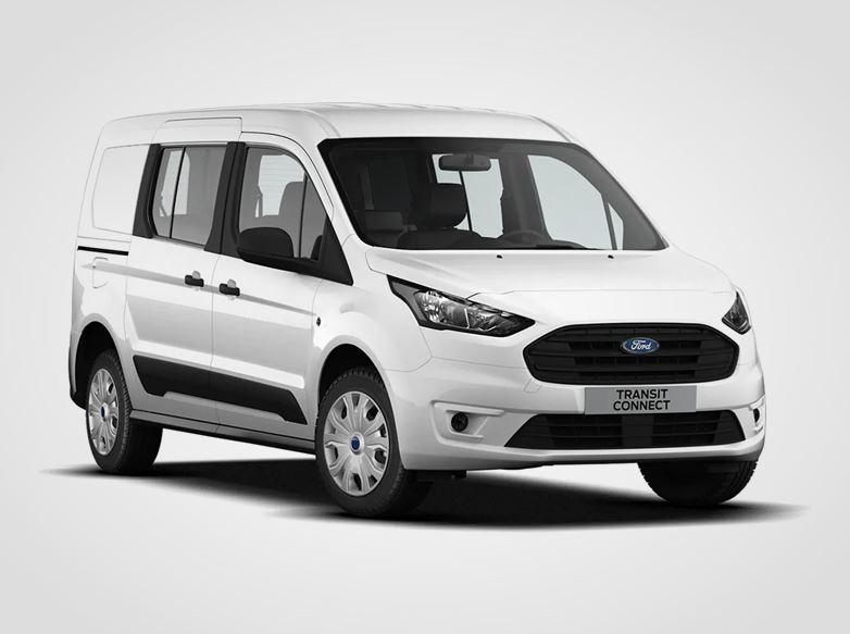 Ford Transit Connect Kombi Van Trend L2,  1,5EcoBlue, 6st.manuální