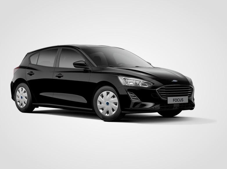 Ford Focus Trend,  5dveřová, 1.0EcoBoost 92kW/125k, 6st.manuální