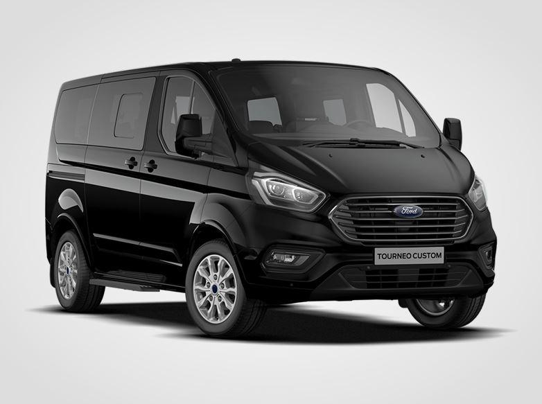 Ford Tourneo Custom Titanium X L1,  2.0EcoBlue 136kW/185k, 6st.automatická
