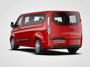 Ford Transit Custom Kombi TREND 320 L2,  2.0EcoBlue 96kW/130k, 6st.manuální